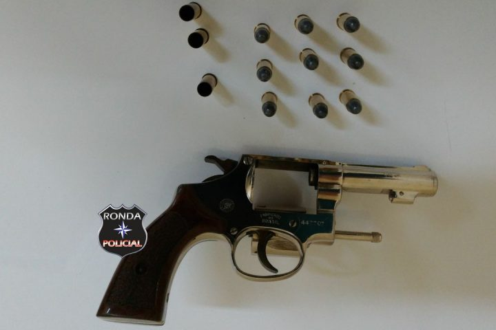 Dono de bar é preso após expulsar clientes armado de estabelecimento comercial em Xanxerê