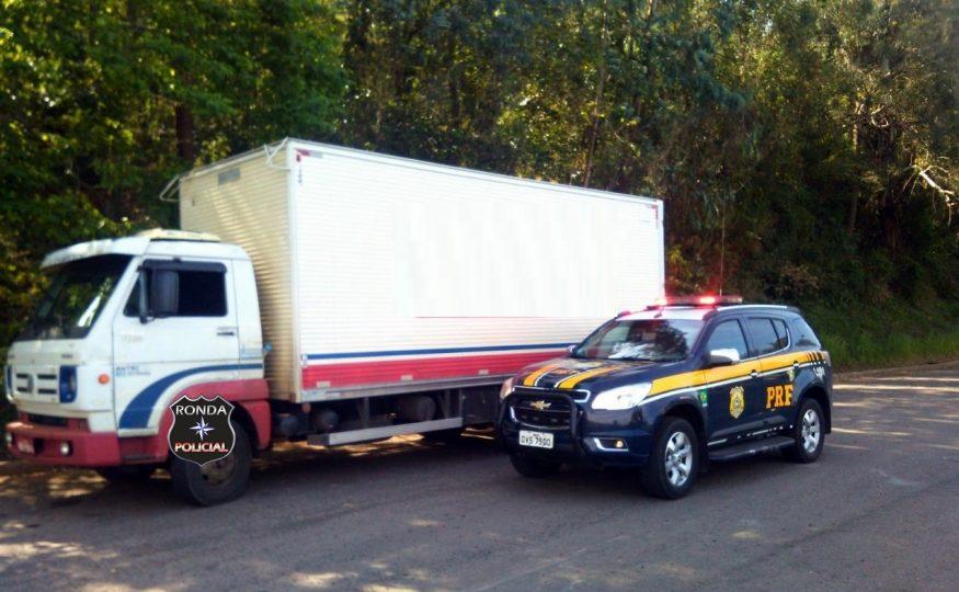 PRF apreende veículo com mais de R$ 24 mil em débitos com o Detran