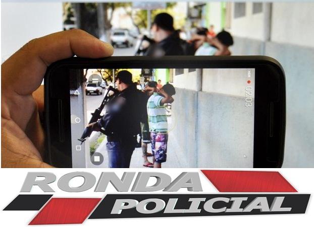 Filmar abordagens policiais e acidentes é legal; divulgar nem sempre