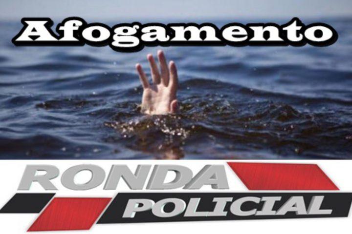 Menina morre afogada após embarcação virar durante travessia de rio