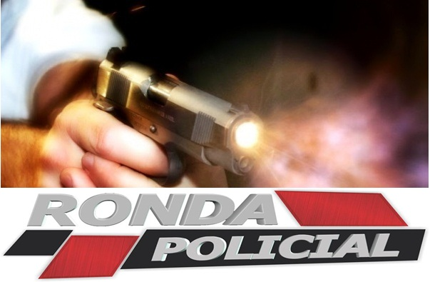 Jovem é alvejado com disparo de arma de fogo durante a noite