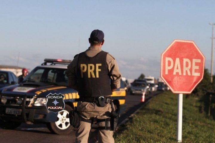 PRF inicia operação 12 de Outubro nas rodovias de Santa Catarina