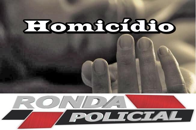Xanxerense é assassinado a golpes de faca na frente de seus filhos durante a madrugada