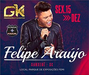 Show Felipe Araújo