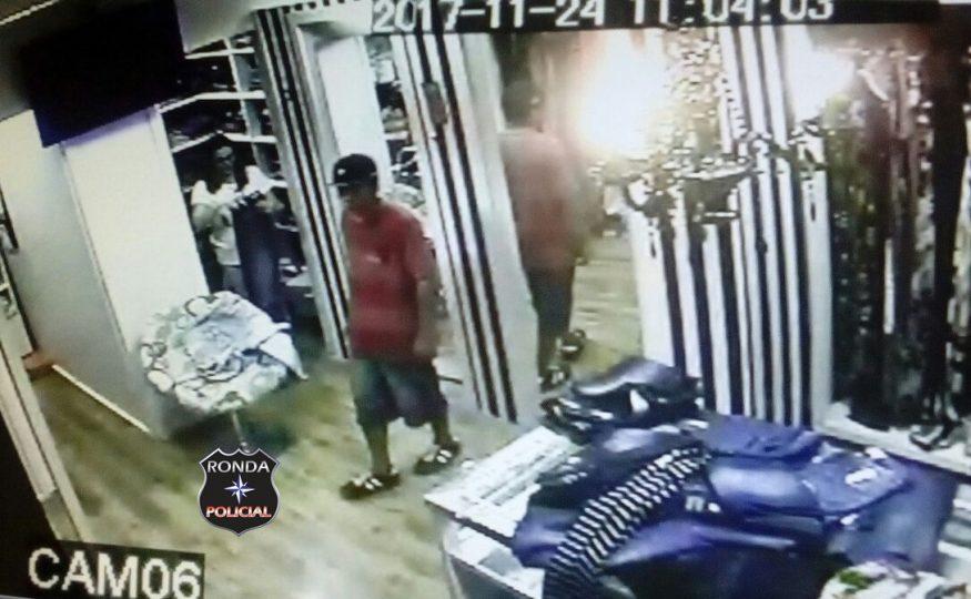 EXCLUSIVO – Assalto a mão armada é registrado em loja no centro de Xanxerê