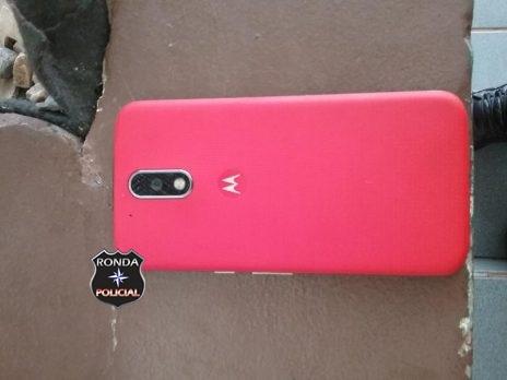 Adolescente é detido após furtar celular em comércio no centro de Xanxerê