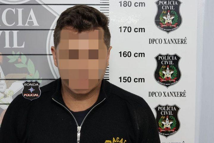 PM captura líder de quadrilha de traficantes procurado pela polícia em Faxinal dos Guedes