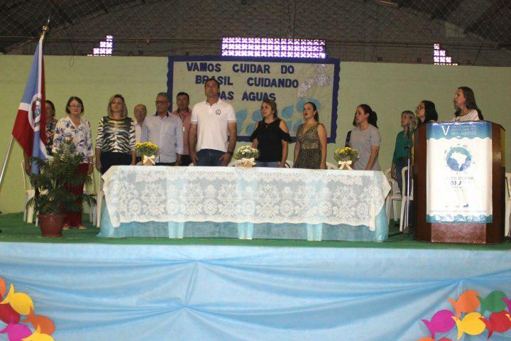 Campanha que estimula consumo consciente da água é lançada em Passos Maia