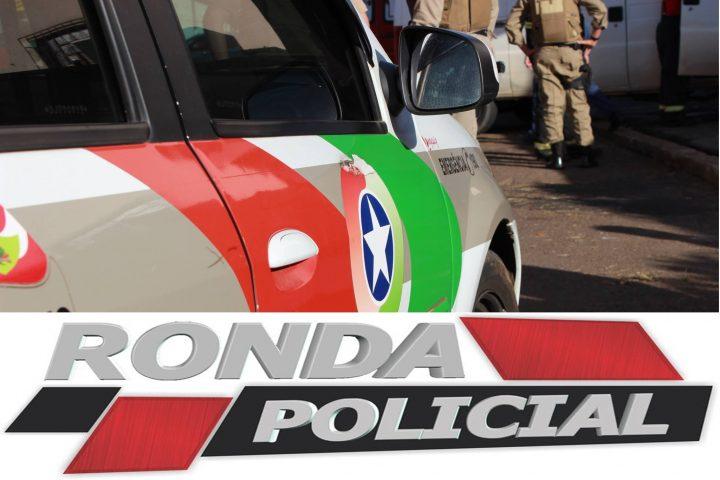 PM localiza no interior adolescente que havia fugido da casa dos pais em Xanxerê