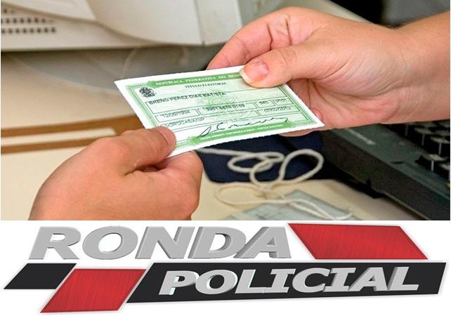 Alerta: Mensagem sobre multa para quem não fizer biometria é falsa