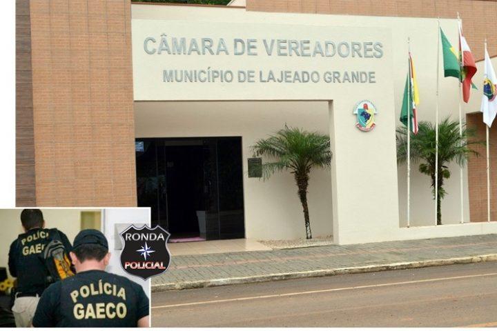 Gaeco investiga fraude em concurso público na Câmara de Vereadores de Lajeado Grande