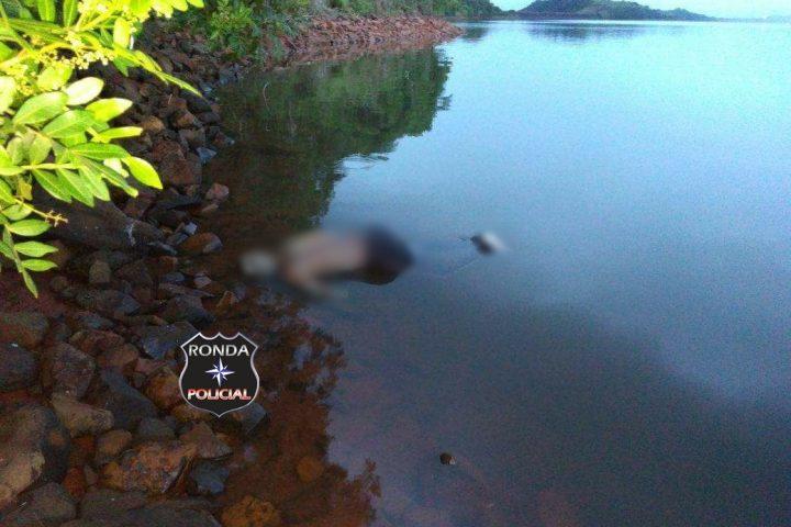 Cadáver em avançado estado de decomposição é encontrado em lago de usina hidrelétrica