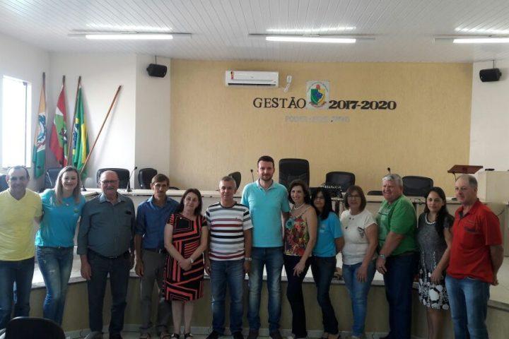 Apae de Entre Rios recebe auxilio de parlamentar para construção de sede própria