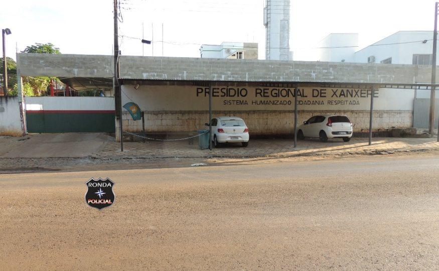 Homem procurado pela justiça do Ceará é preso e encaminhado ao Presídio de Xanxerê