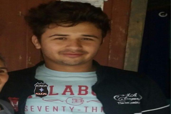 Família procura por jovem desaparecido em Entre Rios
