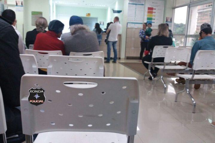cec654cc8b Pais reclamam pela demora no atendimento junto ao Hospital em Xanxerê