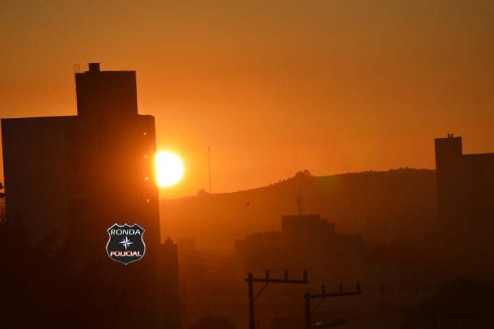 Domingo de sol e temperaturas elevadas no Oeste
