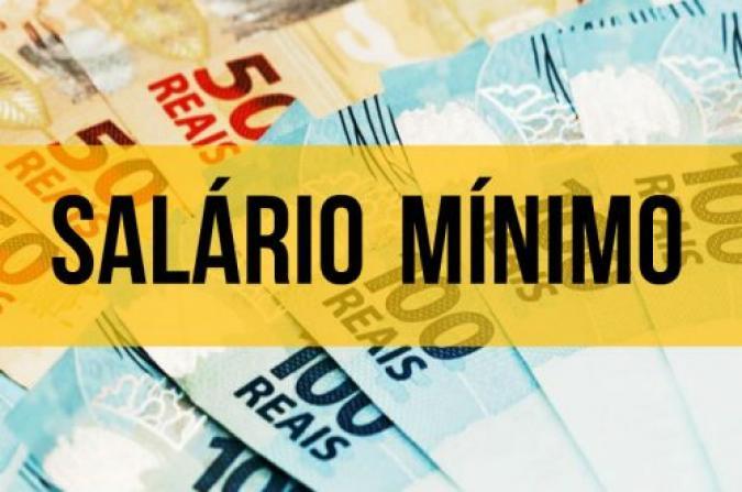 Salário mínimo aumentará em 2021, confira novo valor