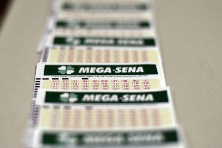 Mega-Sena acumula e prêmio chega a R$ 44 milhões