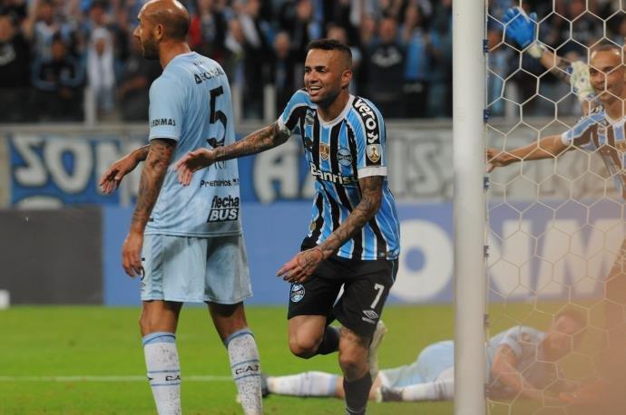 Grêmio goleia o Tucumán e está na semifinal da Libertadores be74ff48be0ca