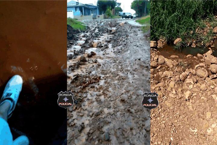 Cansado de ser ignorado pela administração, morador denuncia descaso com o Bela Vista em Xanxerê