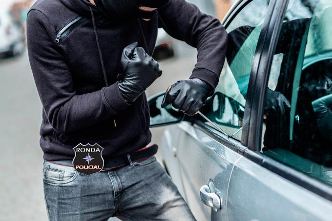 Homem vai para bailão e tem carro furtado durante a madrugada em Ipuaçu