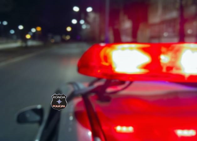 Após intensa perseguição jovem acaba preso por furto de veículo