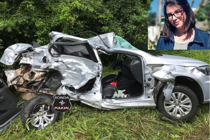 Identificadas vítimas de grave acidente na BR-282