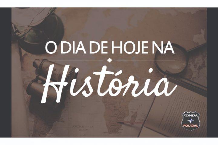 O Dia de Hoje na História – 15 de Novembro