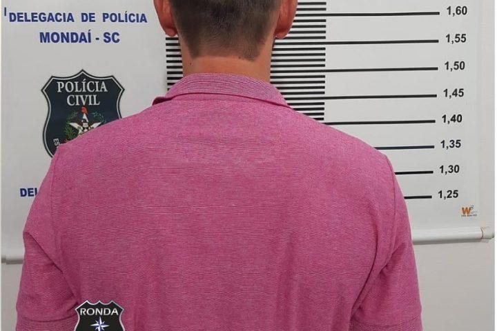 Polícia Civil captura assaltante condenado pela justiça