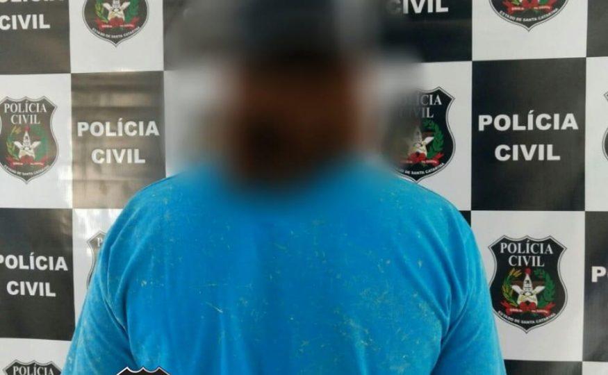 Polícia Civil realiza prisão de homem condenado por crimes cometidos ainda em 2016