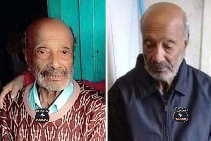 Família procura por idoso portador de Alzheimer que está desaparecido
