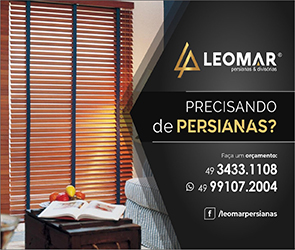 Leomar persianas Interno