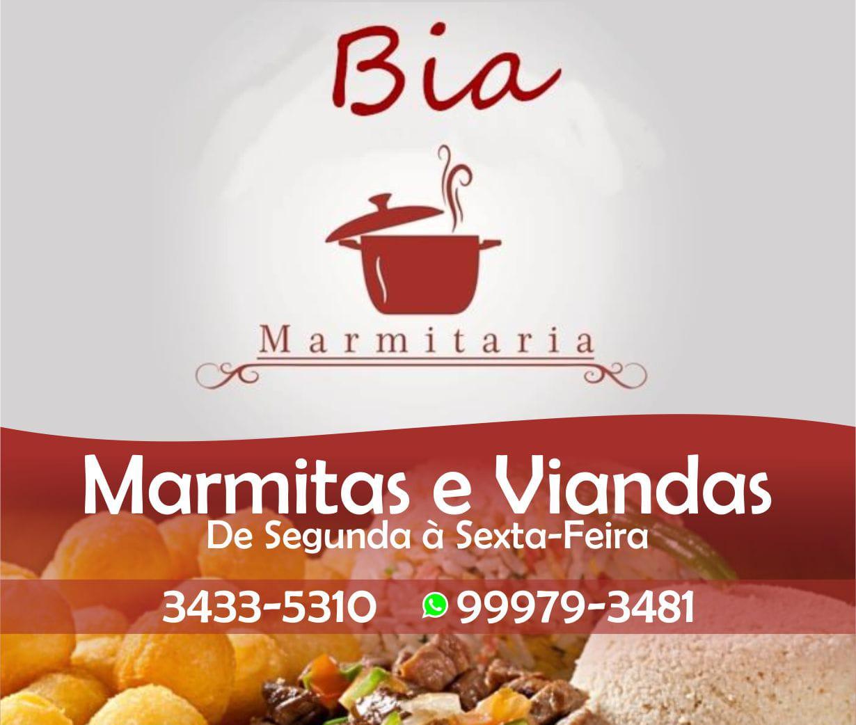 Bia Marmitas Interno