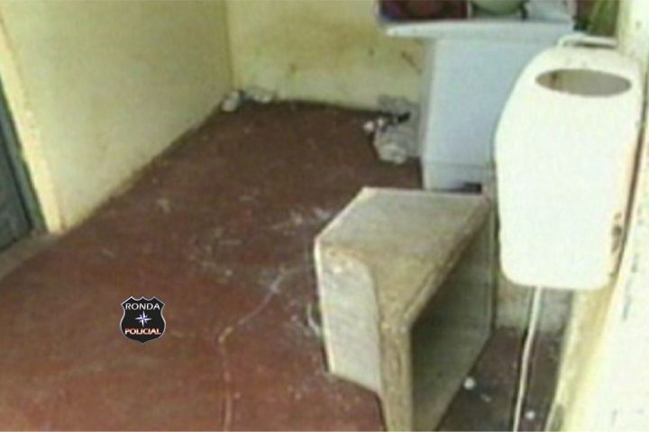 Tanque de lavar roupas cai e mata menina de 5 anos