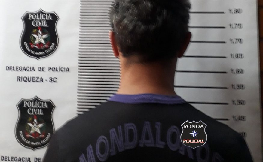 Polícia Civil prende homem acusado de abusar sexualmente adolescente no Oeste