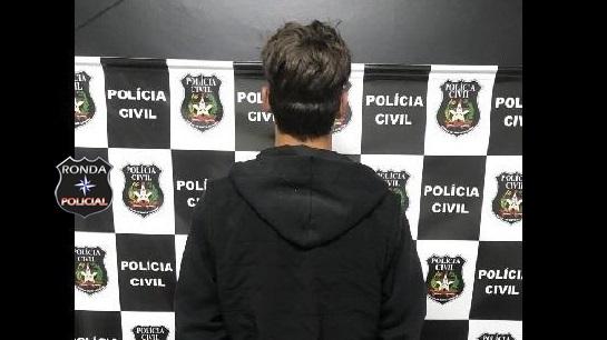 Jovem de 18 anos é preso por associação ao tráfico de drogas