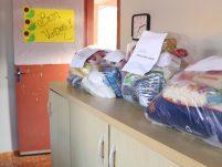 Capacitação do Bem destina 65 quilos de alimentos à APAE de Ouro Verde