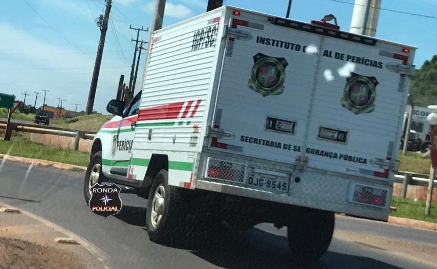 Jovem é assassinado durante a madrugada em Ipuaçu