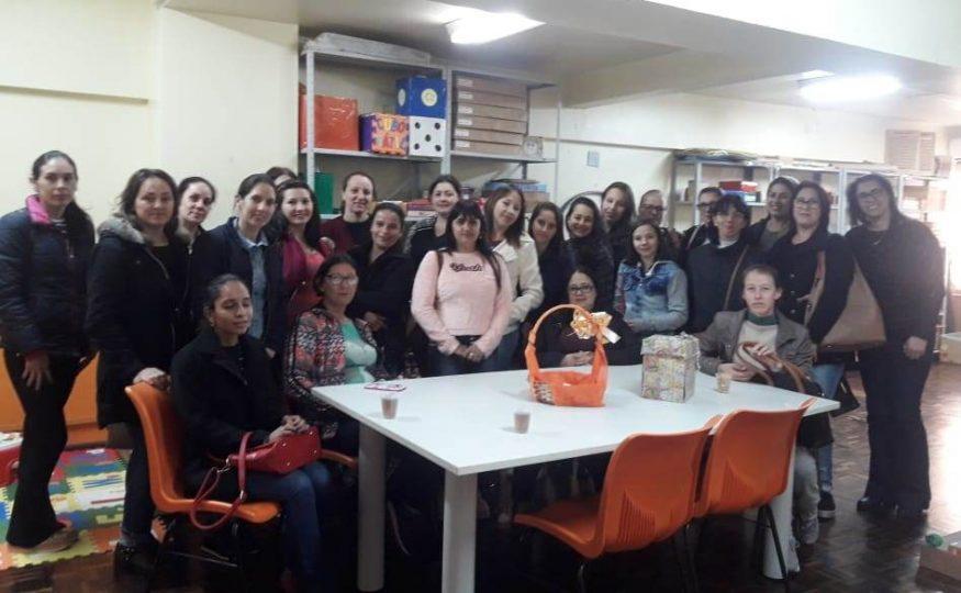 Semana pedagógica é realizada pela Secretaria de Educação de Passos Maia