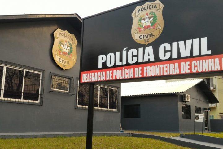 Polícia Civil cumpre mandado de prisão em desfavor de idoso condenado por ameaça