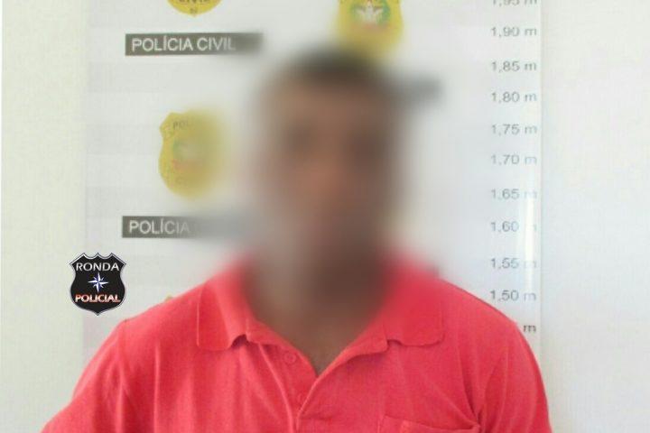 Polícia Civil e Militar cumprem mando de prisão em operação conjunta
