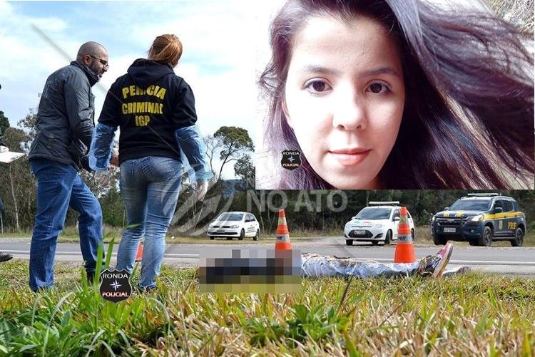 Jovem de Xanxerê é encontrada morta a margem da 282