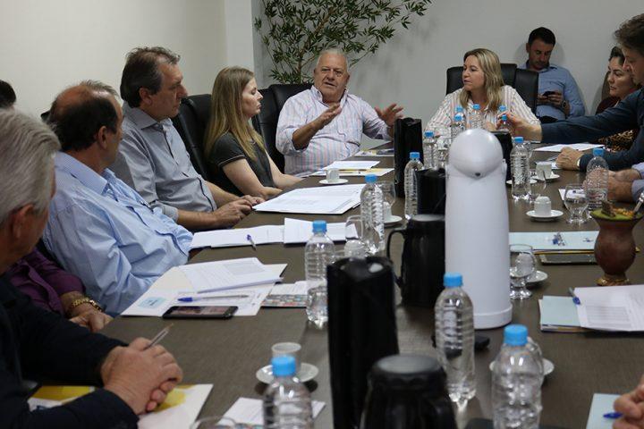 AMAI realiza Assembleia de Prefeitos e novo projeto é aprovado