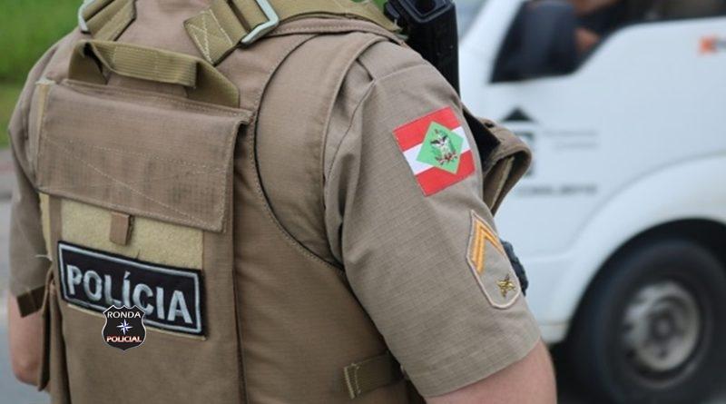 Ladrão procurado pela justiça é preso pela PM em Abelardo Luz