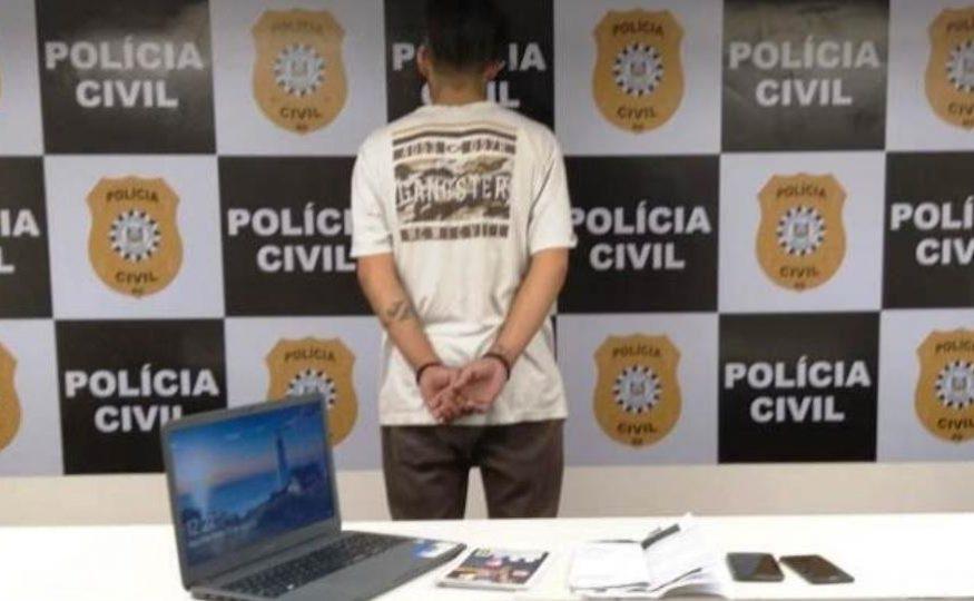Criminosos falsificam assinaturas de delegados para retirar veículos do Detran