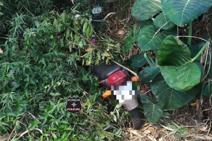 Polícia Civil recupera motocicleta furtada em comunidade rural