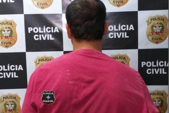 Traficante é preso em flagrante pela Polícia Civil