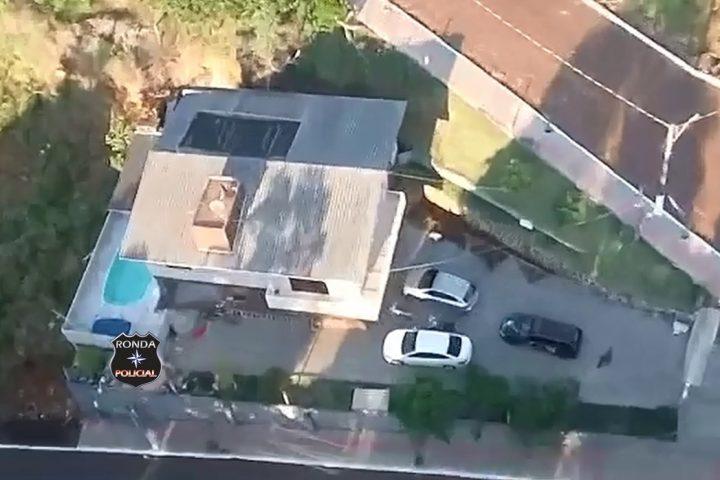 Polícia Civil deflagra operação com auxílio do Saer na manhã desta sexta-feira