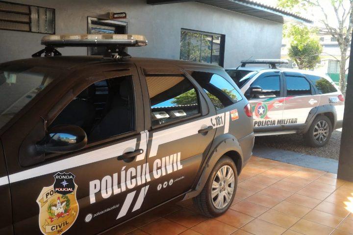 Polícia esclarece arrombamentos em estabelecimentos comerciais